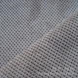 Velours côtelé décoratifs de polyester et de tissu de nylon pour canapé