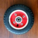 [7إكس2] [8إكس2] [9إكس3] [12إكس2.125] 3.00-8 قوة كرسيّ ذو عجلات [بولورثن فوأم] إطار العجلة مسطّحة حرّة