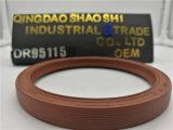 FKM/NBR/de rubberVerbinding van de Olie in Rode Kleur voor Auto