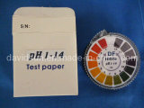 PH 0-14 Papel filtro qualitativo
