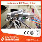 Linha de pintura UV automática cheia
