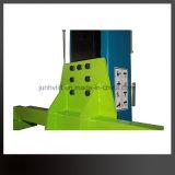 Elevación auto del coche del solo del cilindro hidráulico de Junhv servicio portable del poste