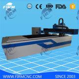 machine van het Metaal van de Laser van de Vezel 4X8FT van 1300*2500mm de Scherpe