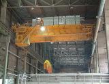 鋳物場の研修会の等級のオーバーヘッド橋クレーン