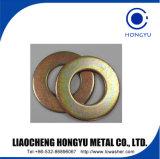 Rondelle de freinage de ressort d'acier inoxydable de DIN127b
