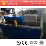 Chaîne de production en bois en plastique de panneau de porte de PVC