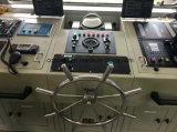 Meccanismo di comando dello sterzo marino con il totalizzatore