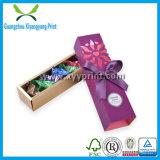 Изготовленный на заказ бумажная коробка Praline шоколада Merci с вставками