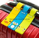 Персонализированная бирка багажа самолета перемещения
