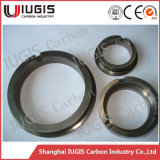 Уплотнение углерода механически