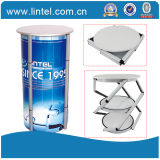 Support de table rotatif pliable en aluminium (LT-07A)