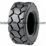 Neumático del buey del patín de la alta calidad 33X15.5-16.5 de la fuente de la fábrica de Loda para el cargador
