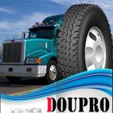 China-Spitzenmarken-Gummireifen Doupro Vakayama Hochleistungs385 65 R 22.5 LKW-Reifen