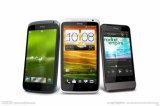 Первоначально открынный мобильный телефон S720e Smartphone один x