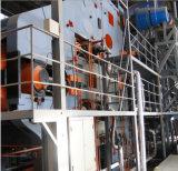 Placa média da densidade da máquina do Woodworking que faz a máquina
