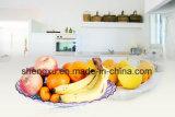 Piatto privo di piombo Sx-010 della frutta di cristallo di colore di disegno di 100% nuovo