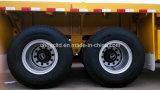 Nouveau bas de page à plat de chargeur du récipient 2016 pour des camions