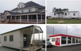 이동할 수 있는 강철 구조물 Prefabricated 집 (PH 53)