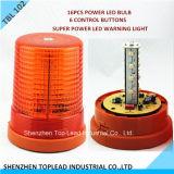 Drehende Warnleuchten des Hochleistungs--12V-24V des Halogen-LED