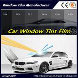 5% 1.5mil nero, pellicola Graffiare-Resistente della finestra di automobile 2plys, pellicola solare della finestra