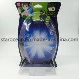 Emballage en plastique de PVC pour des oeufs de jouet