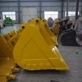 SCHLAMM-Wannen-/Exkavator-Neigung-drehende Wanne der Aushöhlung-Maschinen-Zubehör-5 der Tonnen-1200mm kippenfür Verkauf