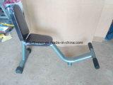 Máquina de abdominales instructor de gimnasio integrado