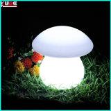 Decorazione impermeabile a pile senza fiamma dell'indicatore luminoso di cerimonia nuziale del giardino della cera LED