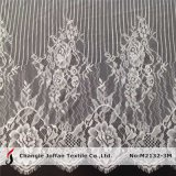 Venda por atacado suíça da tela do laço do Voile dos vestidos de casamento (M2132-3M)