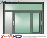 Высокое качество Китай Aluminum/PVC сползая Windows с умеренной ценой