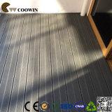 Decking em madeira ao ar livre WPC / Madeira e plástico Composite Decking / Engineering Flooring