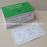 Máscara protectora não-tecida descartável