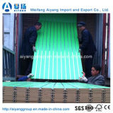 15mm Slot MDF Slatwall De Aiyang Group Chine Fabricant