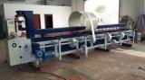 lengte 250mm van 4000mm Machine van het Lassen van het Blad van de Dikte de Automatische Plastic Rolling Buigende