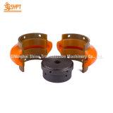 Ce Hierro fundido de la norma ISO Sypt Flexible E050-M el acoplamiento para el compresor de aire (equivalente a Omega acoplamientos)