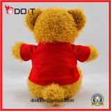 Impressão do logótipo do OEM personalizados Dom Promocionais Toy Teddy Bear