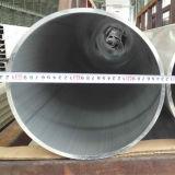 Большая труба 6063-T5 алюминиевого сплава диаметра в штоке