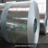 La tôle d'acier plongée chaude de Galvalume de Gi d'Aluzin Az30-180 a galvanisé la bobine en acier de bande