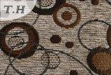ソファー(FTH31177)のための円のシュニールファブリック