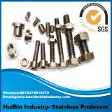 L'OEM ha supportato il montaggio standard del hardware della noce dell'ANSI di BACCANO dell'acciaio inossidabile 201 202 304 316
