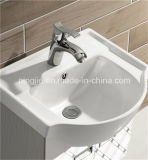 Module de salle de bains fixé au sol d'acier inoxydable (T-9571)