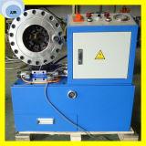 Schlauch-quetschverbindenmaschinen-umsponnene Gummischlauch-Maschine