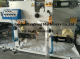 최신 용해 접착성 라벨 UV 코팅 기계