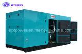 De lage Generator 480kw van Vman 600kVA van het Gebruik van de Macht van de Consumptie van de Brandstof Grote Industriële