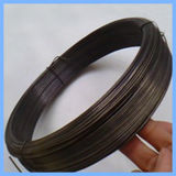 Fil recuit noir de 0,5 mm à 5 mm pour l'utilisation du fil de reliure