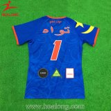 Healong kundenspezifisches Team-Sublimation-Rugby-Hemd
