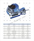 Parte-Turn Worm Gearbox di Rhw Series per Valves