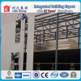ISO pré-fabricado 9001 da casa/campo de trabalho da construção de aço
