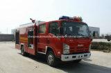 4X2 Isuzu doppeltes Fahrerhaus 3000 Liter Wasser-Feuerbekämpfung-LKW-