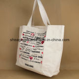 Toile écologique Canvas Tote Shopping Bag